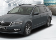 Škoda Octavia Front schwarz