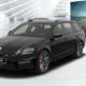 Škoda Octavia RS Teaser