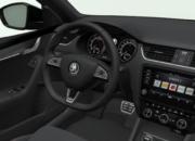Škoda Octavia RS Innenansicht
