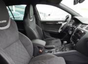Škoda Octavia Combi RS - Fahrerraum