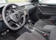 Škoda Octavia Combi RS - Fahrerplatz