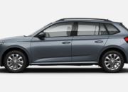 Škoda Kamiq Ambition Seiteansicht