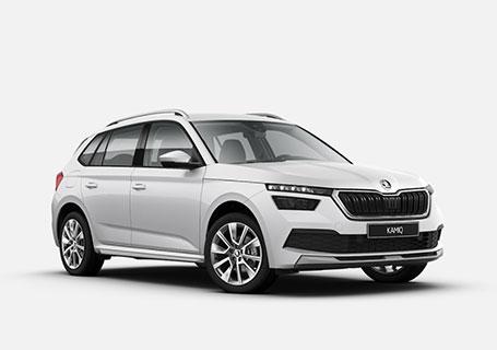 Škoda Kamiq Style Teaserbild