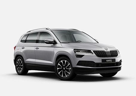 Škoda Karoq Drive Teaserbild
