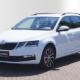 Škoda Octavia Combi Soleil - Front Teaser