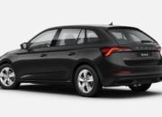 Škoda Scala Cool Plus Heckansicht