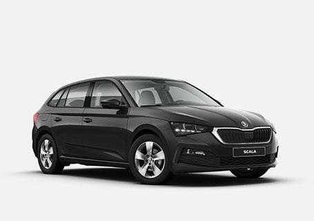 Škoda Scala Cool Plus Teaserbild