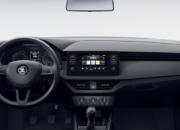Škoda Scala Cool Plus Weiss Innenansicht