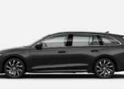 Škoda Octavia Combi First Edition-Seitenansicht