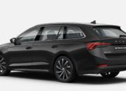 Škoda Octavia Combi First Edition-Heckansicht