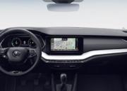 Škoda Octavia Combi First Edition-Innenansicht