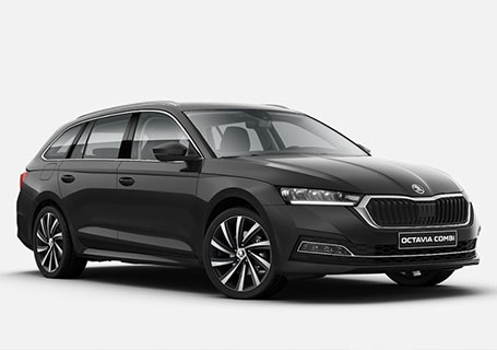 Škoda Octavia Combi First Edition-Teaserbild
